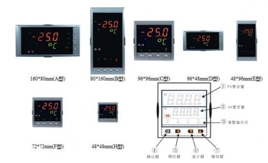 NHR-1300/1304系列傻瓜式模糊PID温控器采用模糊PID算式,仪表启动自整定功能,可以根据被控对象的特性,自动寻找最优参数以达到很好的控制效果,无需人工整定参数,控温精度基本达±0.5,无超调、欠调,性价比高。采用模块化结构,结构简单、操作方便。可与各类传感器、变送器配合使用,实现对温度、压力、液位、容积、力等物理量的测量显示,并配合各种执行器对电加热设备和电磁、电动阀进行PID调节和控制、报警控制、数据采集等功能。适用于工业炉,电炉,烘箱,试验设备,制鞋机械,注塑机械,包装机械,