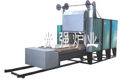 供应台车式电阻炉