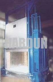 全纤维台车炉(0~950℃)