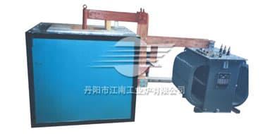 埋入式电极盐浴炉