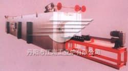 推杆式电阻炉
